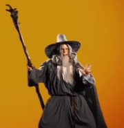 Gandalf The Grey Cameo Nice Peter vs EpicLLOYD
