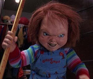 Chucky Based On