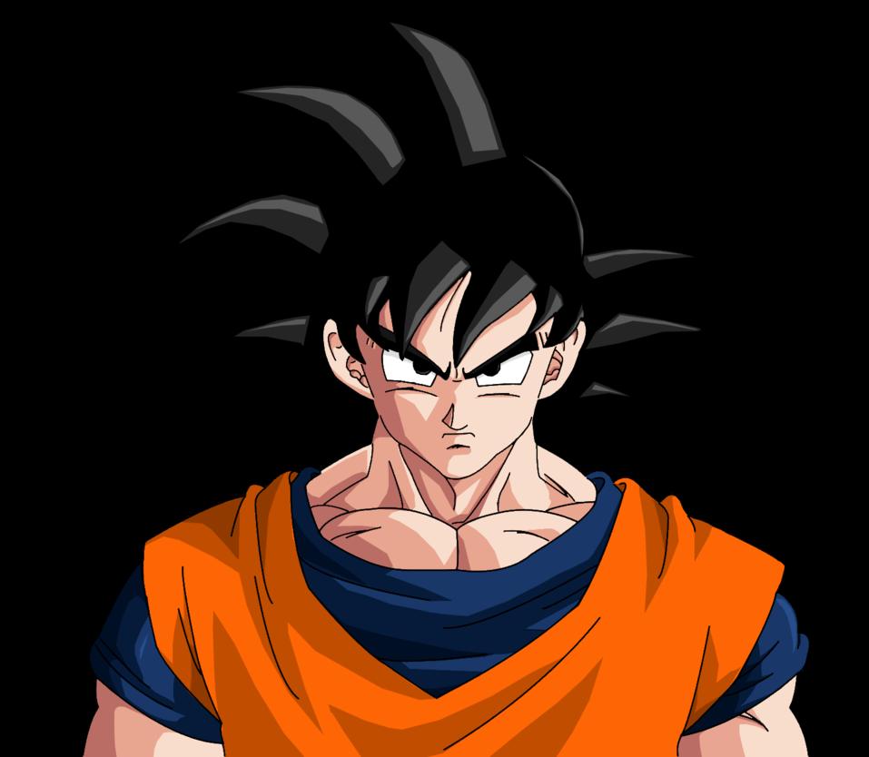 Image - Goku by sponge... Youtube Icon Png Transparent