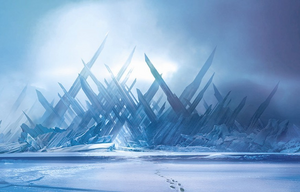 Fortress of Solitude Based On