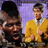 Mr. T vs Mr. Rogers/Gallery