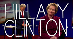 Hillary Clinton Title Card