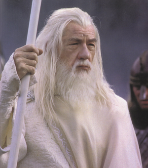 Gandalf the White Based On