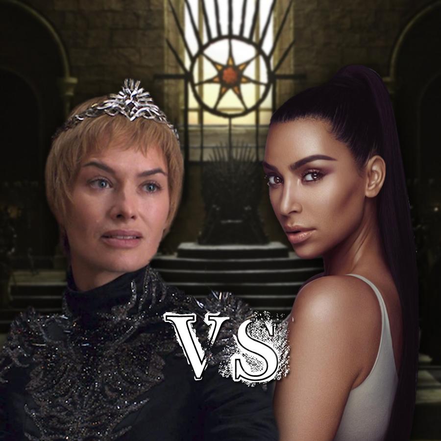 User blog:Joeaikman/Cersei Lannister vs Kim Kardashian - Rap