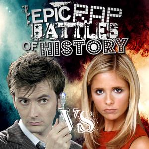 Doctor v Buffy