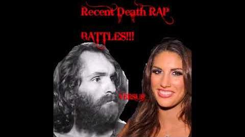 Recent Death RAP BATTLES!!! Charles Manson VERSUS August Ames