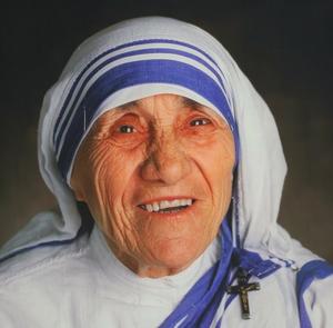 Mother Teresa Based On