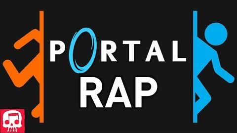 "PORTAL RAP by JT Music (feat. Andrea Kaden) - ""As One Door Closes""-1"