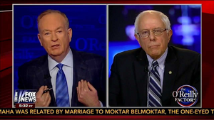 The O'Reilly Factor Based On
