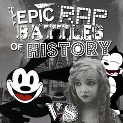 Alice vs Oswald the Lucky Rabbit