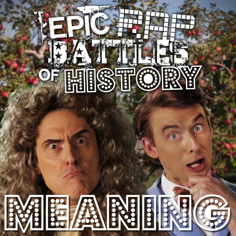 sir isaac newton vs bill nye rap meanings epic rap battles of