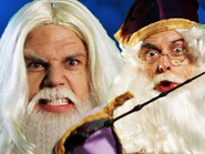 Gandalf vs Dumbledore Thumbnail
