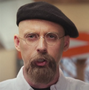 Jamie Hyneman In Battle