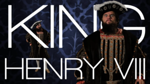 King Henry VIII Title Card