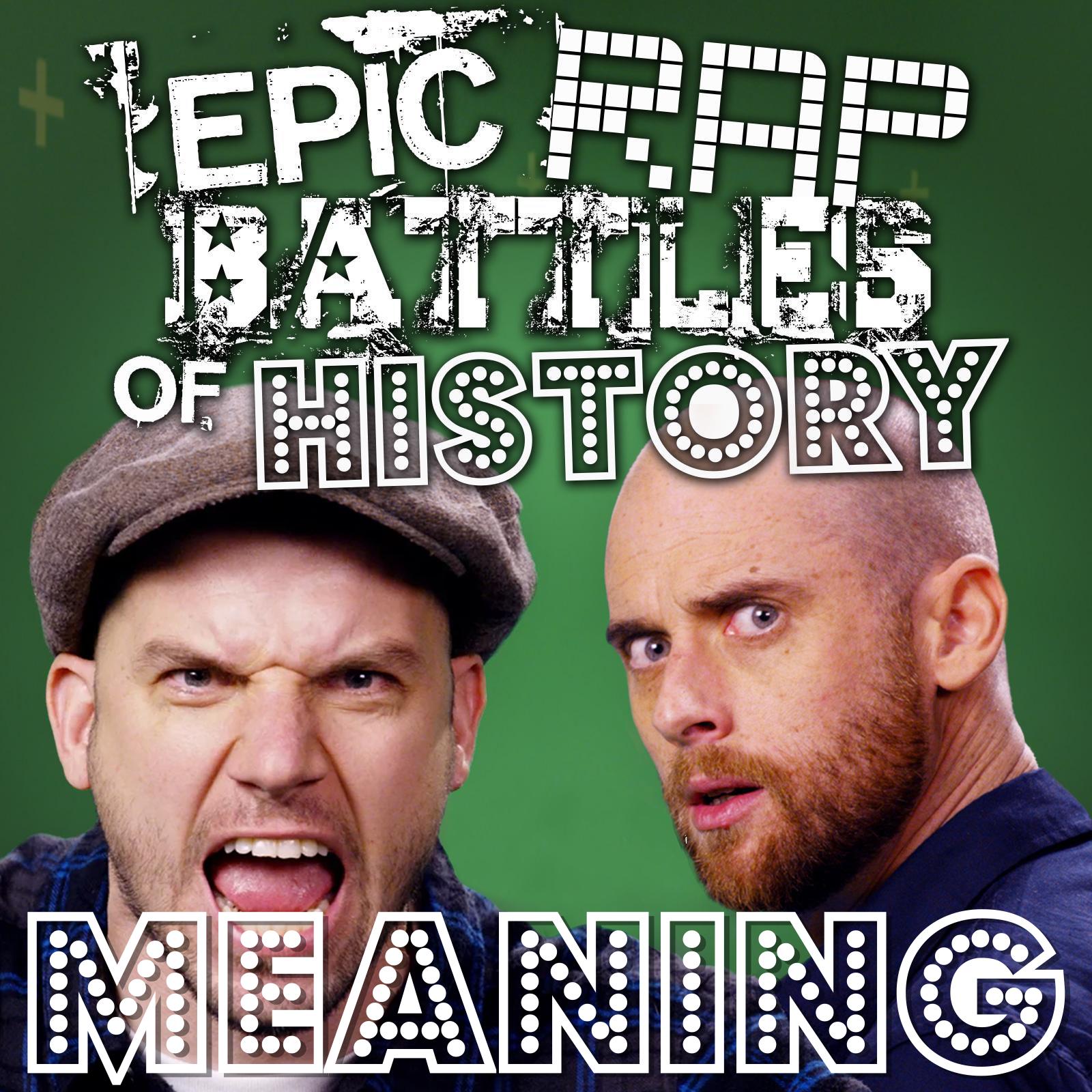 Nice Peter vs EpicLLOYD 2/Rap Meanings | Epic Rap Battles of