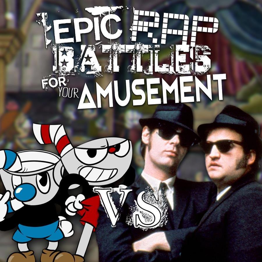 User blog:Mcdamon23/Cuphead & Mugman vs The Blues Brothers