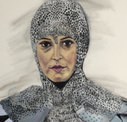 Joan of Arc Painting