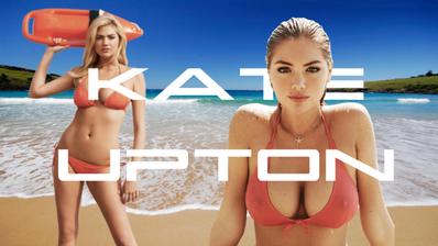 Kate Upton Title Card