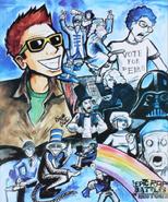 Nice Peter ERB Poster