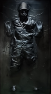 Adolf Hitler Frozen In Carbonite Hitler vs Vader 2
