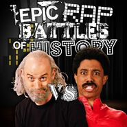 George Carlin vs Richard Pryor Alternate Cover