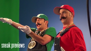 Mario Brothers Sneak Peak