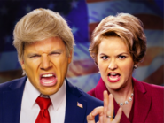 Donald Trump vs Hillary Clinton Original Thumbnail
