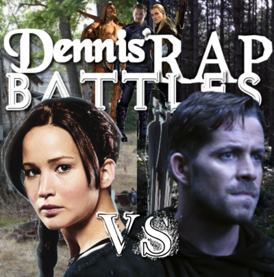 Katniss vs Robin Hood
