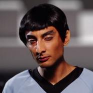 Spock Cameo