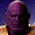 Thanos In Battle