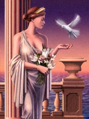 Aphrodite Based On