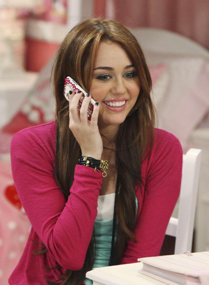 Miley Stewart Based On