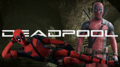 Deadpool Title Card AlanRB