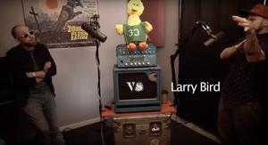 Larry Bird Title Card