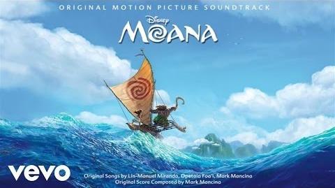 "Moana Karaoke - You're Welcome (From ""Moana"" Instrumental Audio Only)"