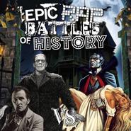 Frankenstein vs Dracula