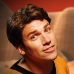 Captain Kirk In Battle