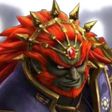 Ganondorf In Battle VG vs H