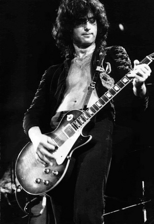 Jimmy Page Based On