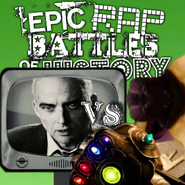 Robert vs Thanos