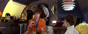 Austin Powers Jumbo Jet Based On