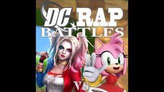 Harley Quinn vs Amy Rose