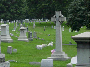 Cemetery Based On