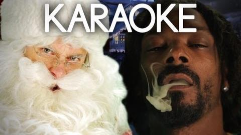 KARAOKE ♫ Moses vs Santa Claus. Epic Rap Battles of History