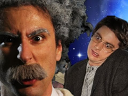 Einstein vs Stephen Hawking Thumbnail
