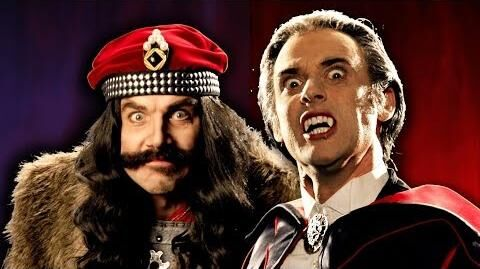 Vlad the Impaler vs Count Dracula