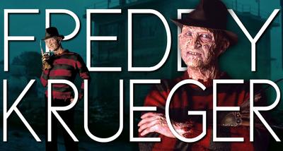 Freddy Krueger titlecard