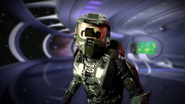 Master Chief Cameo