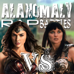Wonder Woman vs Xena Warrior Princess