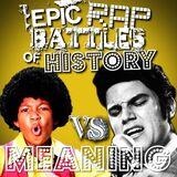 Michael Jackson vs Elvis Presley/Rap Meanings